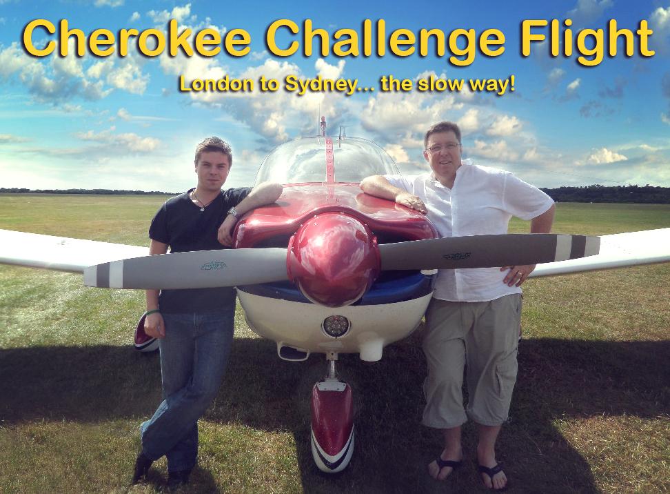 Cherokee Challenge Flight 2013