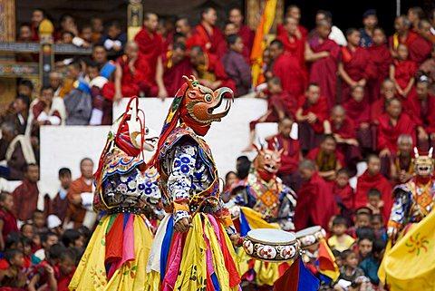 Thimphu Tsechu Festival