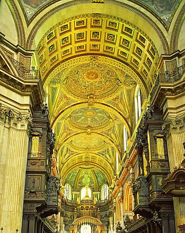 St Paul's Cathedral photo gallery