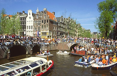 Holland's new King's Day