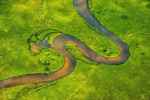 Rivers run under your feet