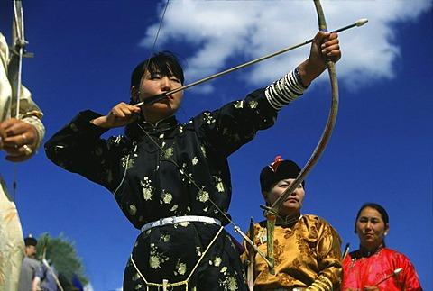 Naadam festival in pictures