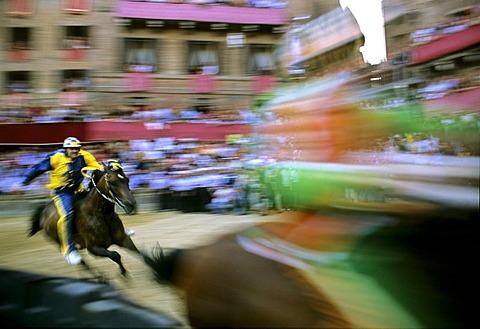 Il Palio horse race