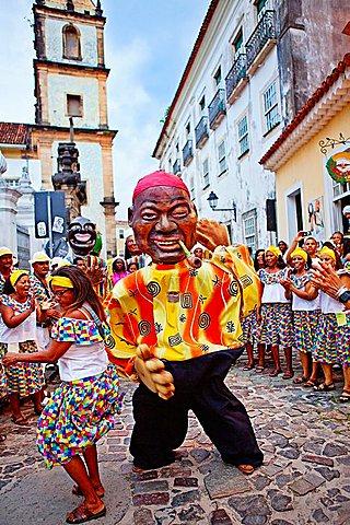 America latin Carnivals in