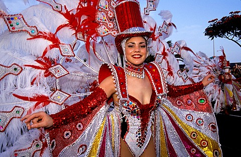 Carnival in Tenerife