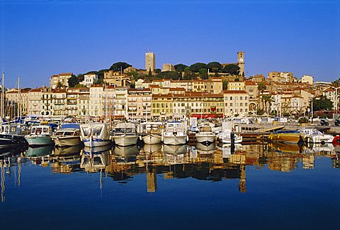Hedonism and tradition in Cannes