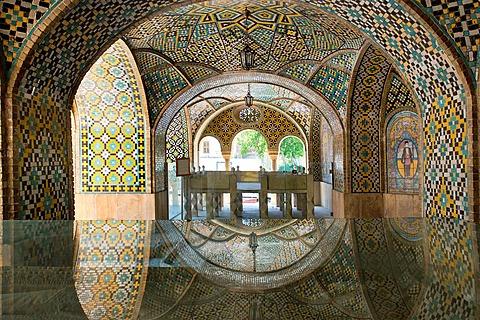 Iran Tourism On The Rise