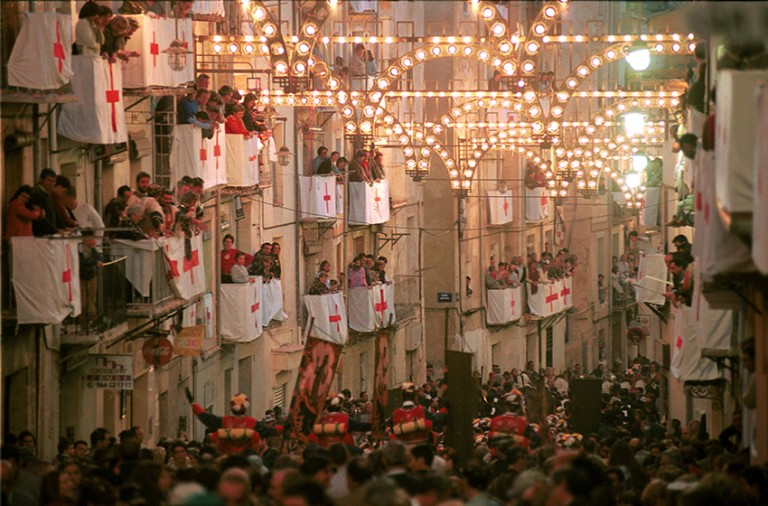 Spain's crazy Moors and Christians festival
