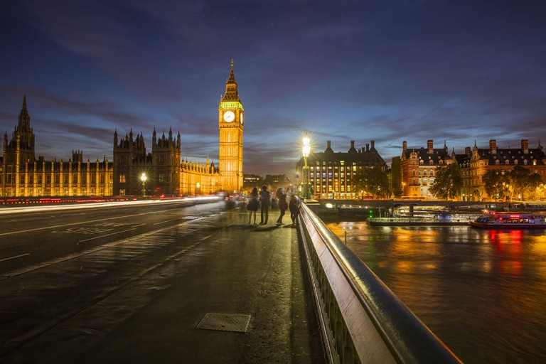 Neil Emmerson captures London as you've never seen it before