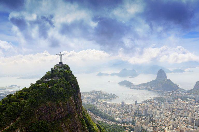 Breathtaking Rio de Janeiro by Alex Robinson