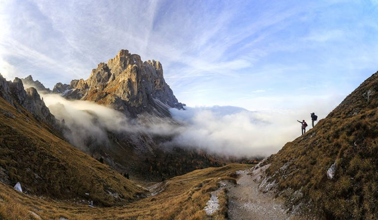 Adventures in the Dolomites by Roberto Moiola
