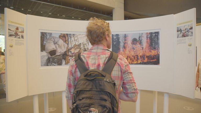 James Morgan wins Nature and Environment prize at TPOTY