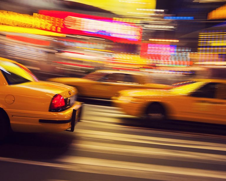 The contrasting colours of New York by Craig Easton