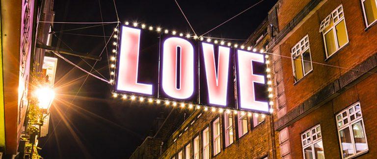 London's magical Christmas lights by Fraser Hall