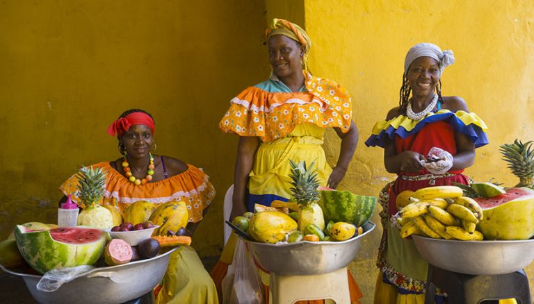 The rebirth of colourful Colombia