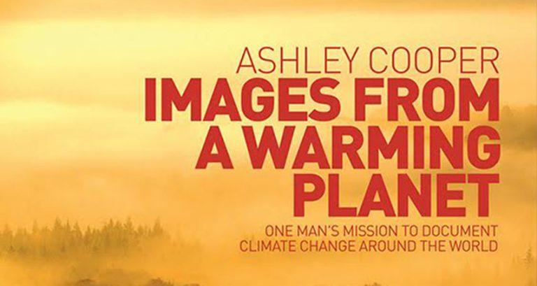 Ashley Cooper's epic photobook on climate change