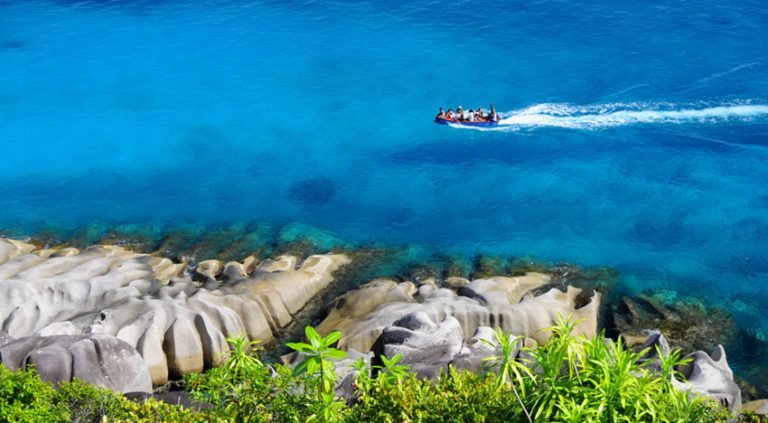 Laid-back island life in the Seychelles