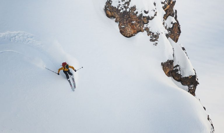 Epic skiing images