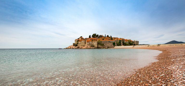 The stunning Montenegro coast by Matt Parry