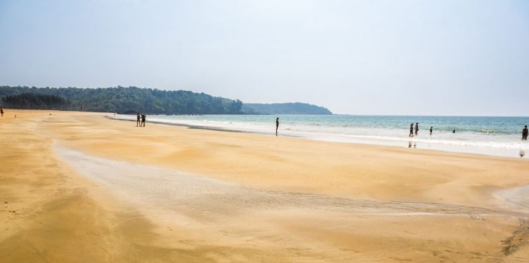 The beaches and spice markets of Goa by Matthew Williams Ellis