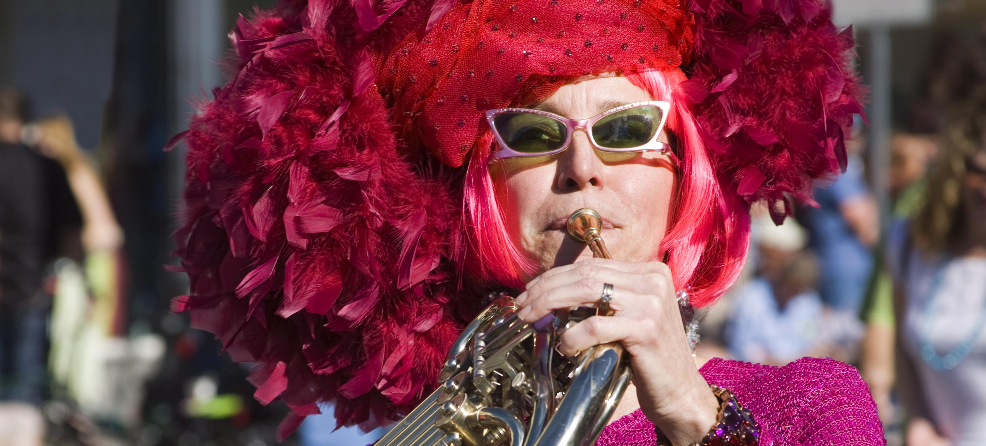Pasadena's eccentric Doo Dah Parade