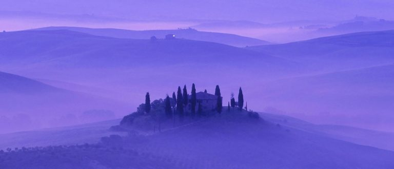 Introducing Pantone colour of the year – Ultra Violet
