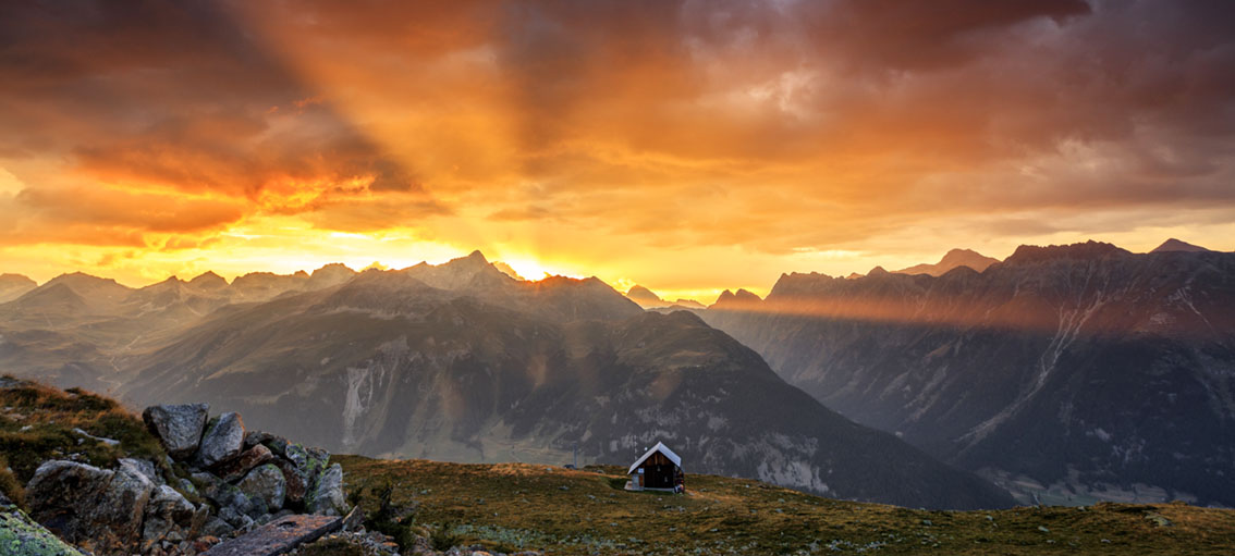 The iconic mountains of Switzerland by Roberto Moiola