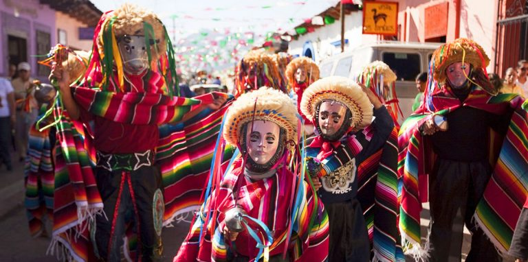 Colourful processions mark Mexico's Day of the Virgin of Guadalupe