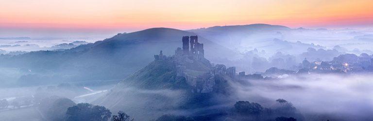 The beauty of Dorset by John Alexander