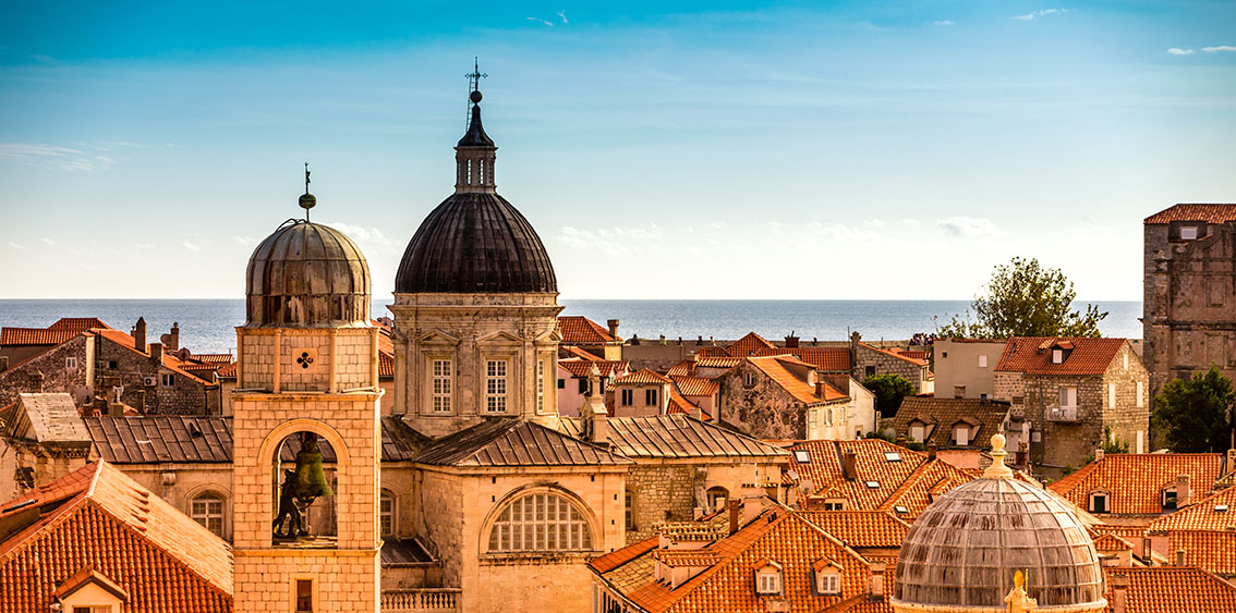 Beautiful Croatia through the eyes of top shooter Laura Grier