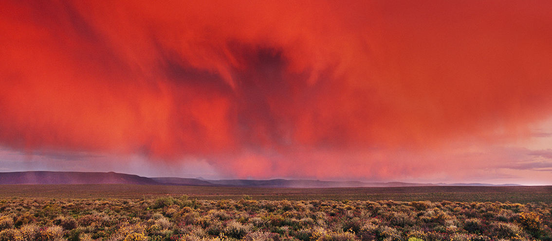 Inspirational colours – reds
