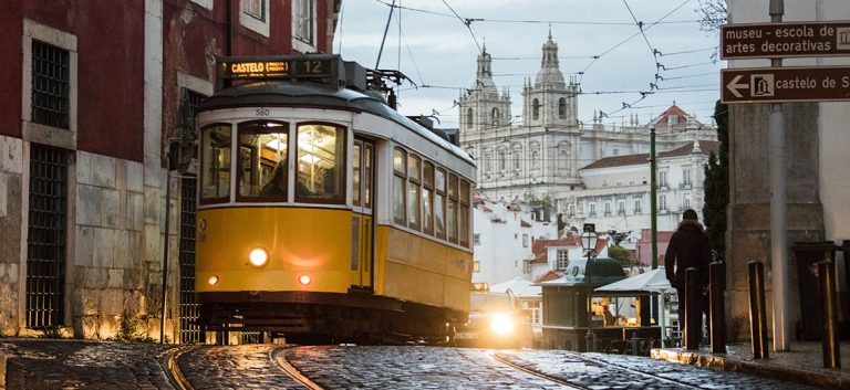 Lisbon – Europe's capital of cool by Roberto Moiola