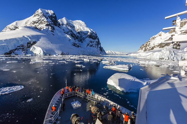 The Discovery of Antarctica
