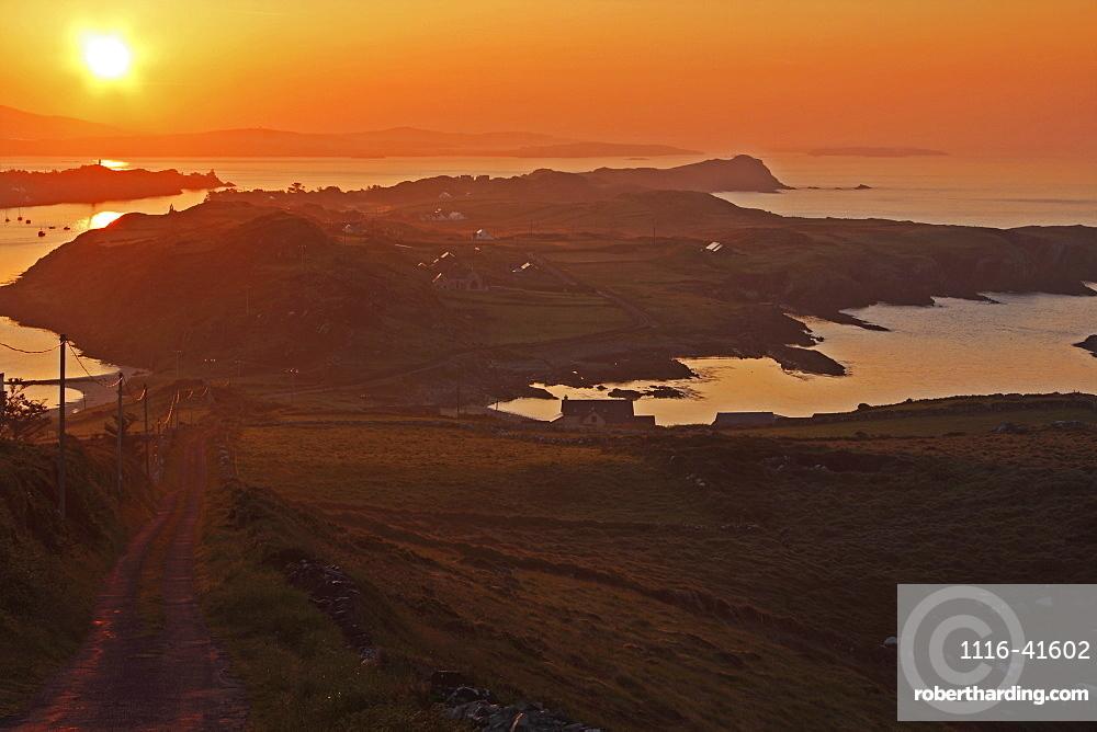Sunrise Over Crookhaven In West Cork, County Cork, Ireland