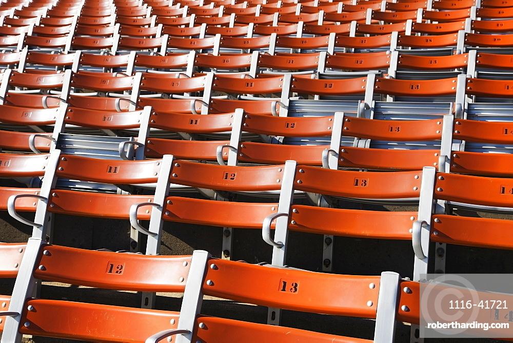 Stadium seating, Saskatchewan canada