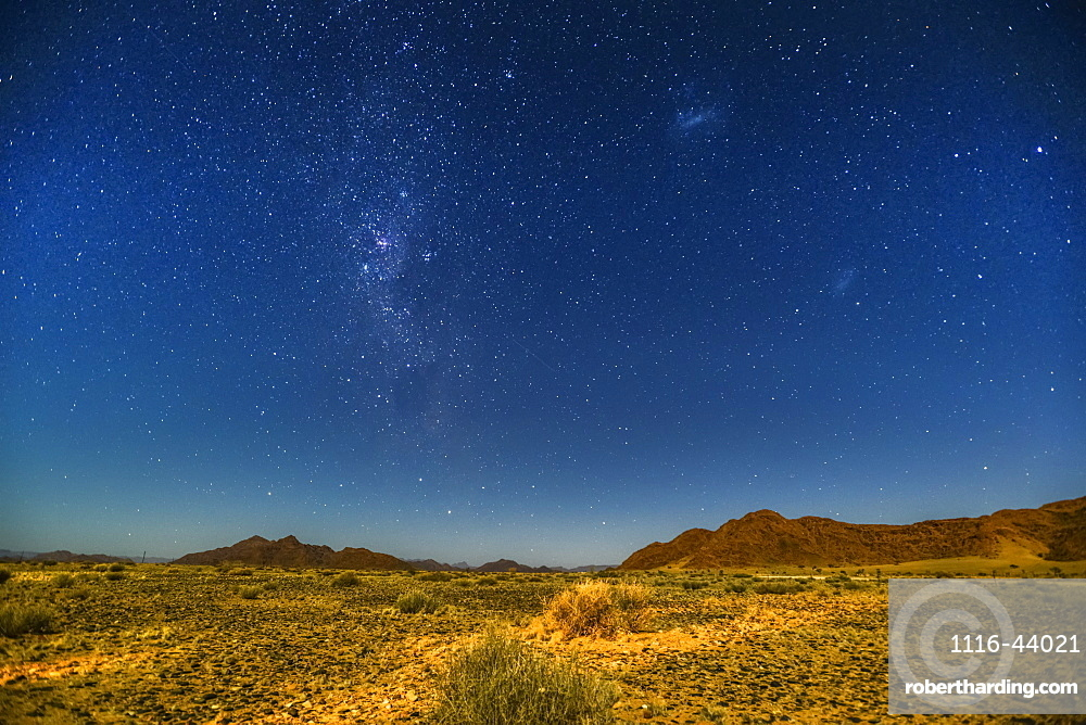 Night Sky Over Namibia, Sossusvlei, Namibia