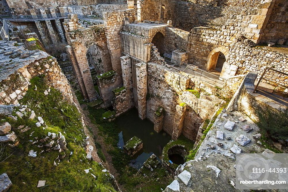 Pools Of Bethesda, Jerusalem, Israel