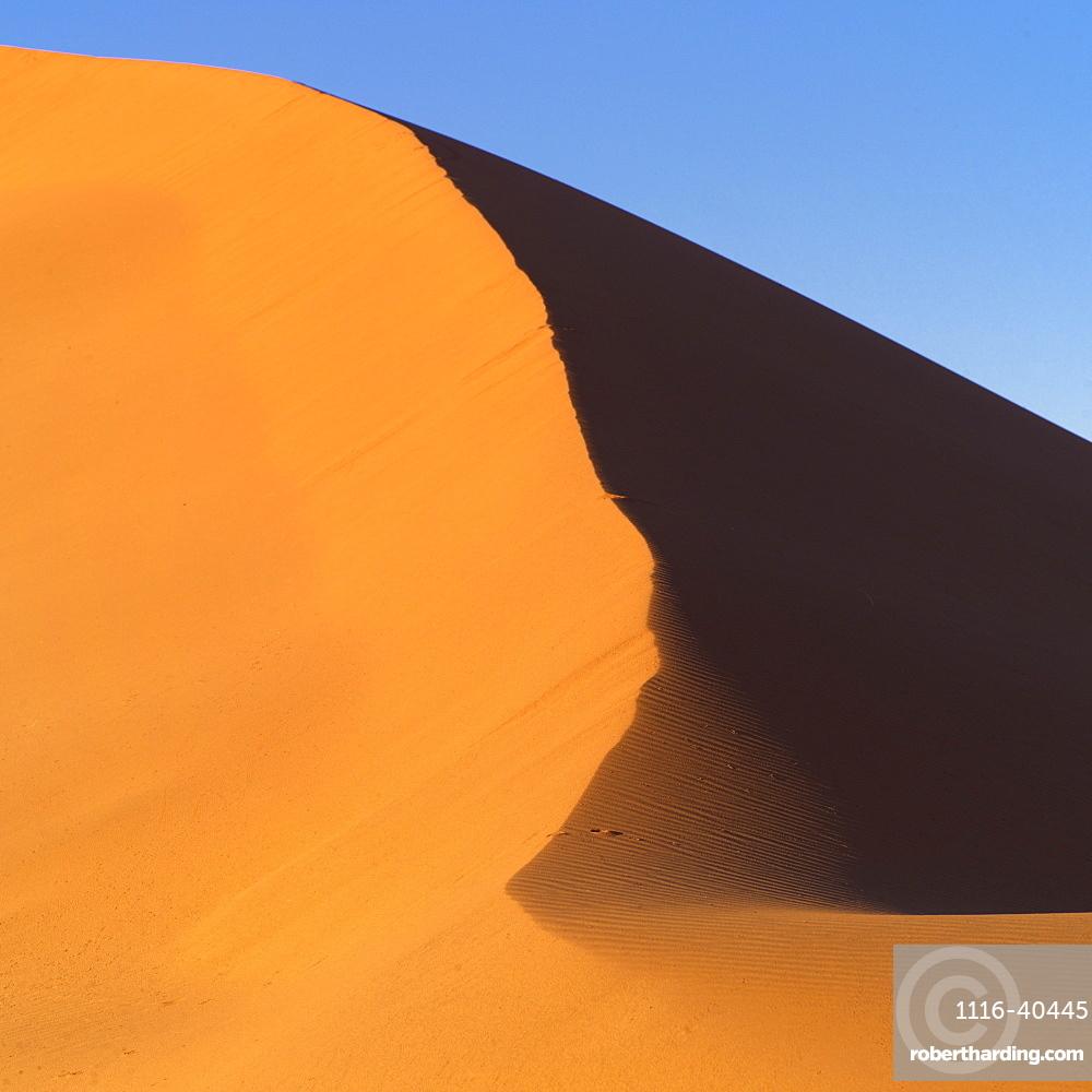 Sand Dune, Namibia, Africa