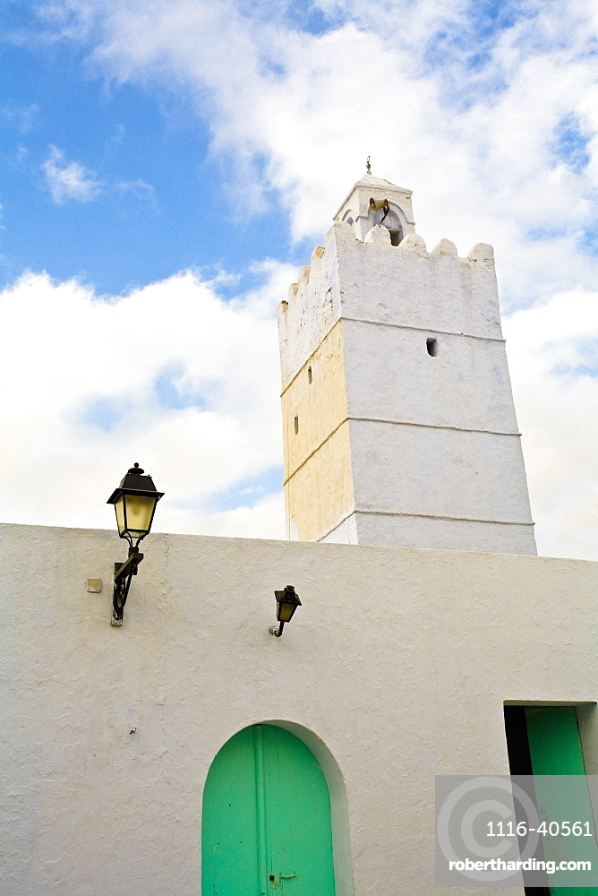 Architechture, Kairouan, Tunisia, Africa