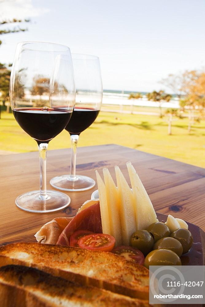Spanish Tapas And Wine, Kirra Gold Coast, Queensland, Australia