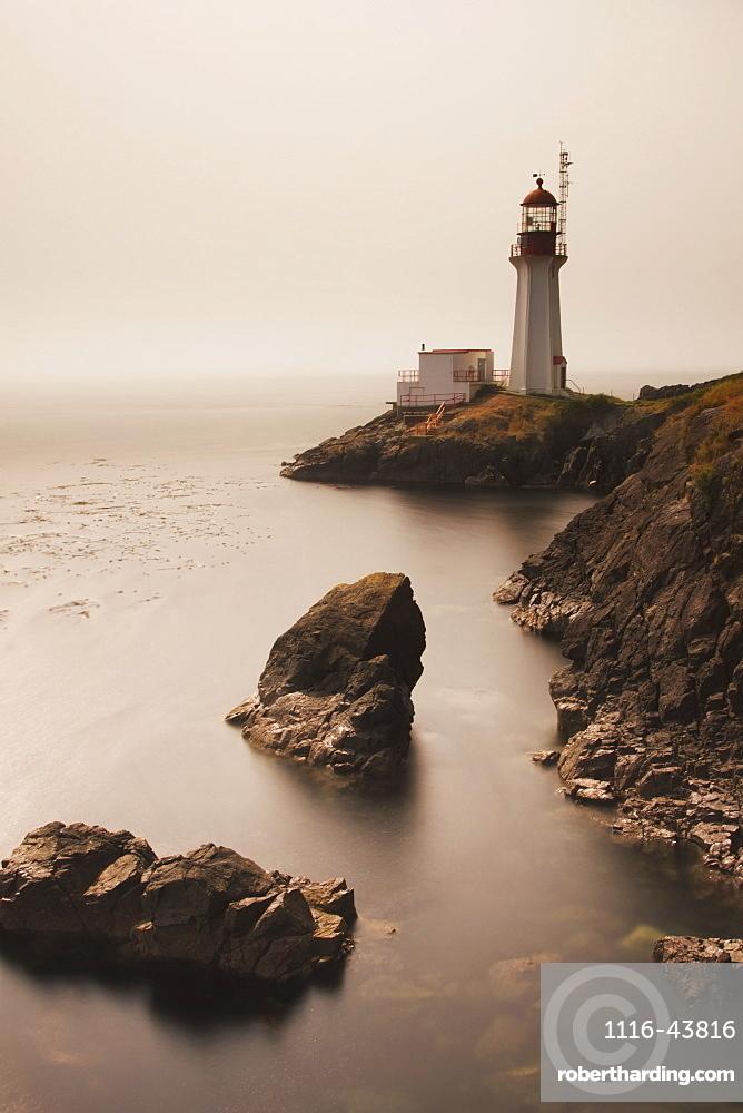 Lighthouse, British Columbia, Canada