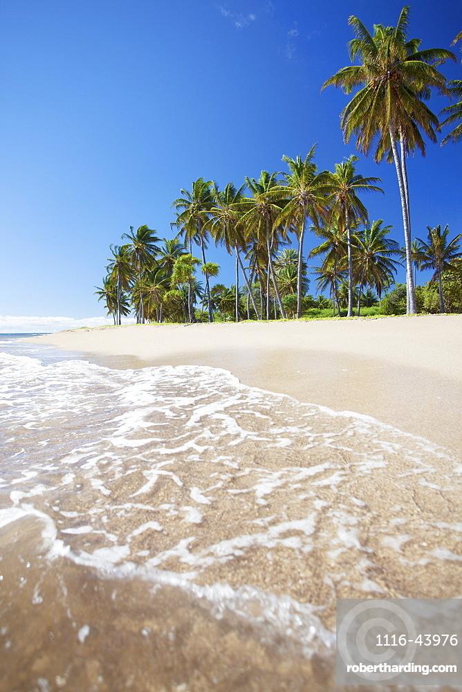 A Remote Beach On Lanai's East Side, Lanai, Hawaii, United States Of America