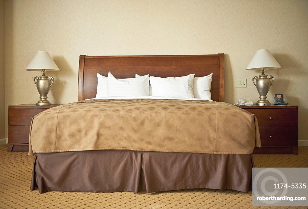 Contemporary Bedroom, Richmond, Virginia, United States of America