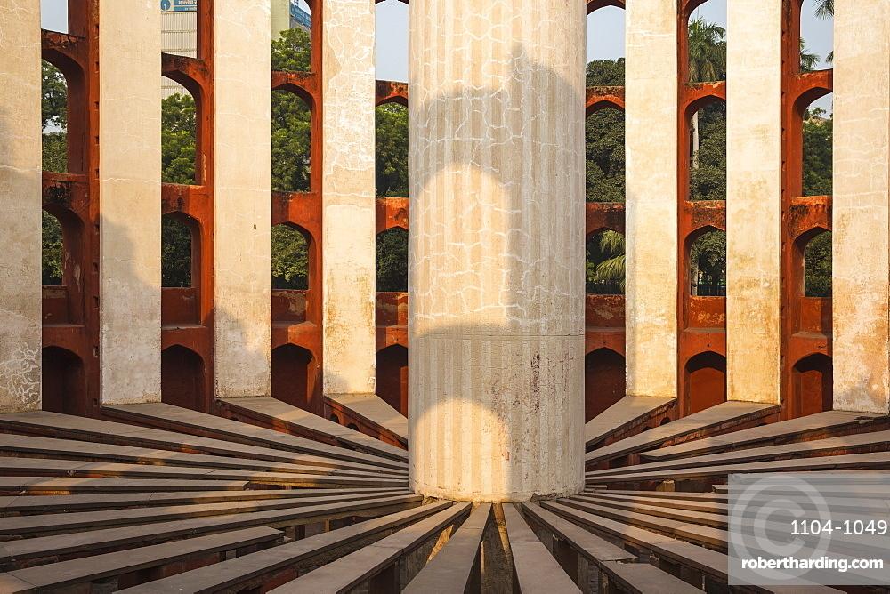 Jantar Mantar Observatory, New Delhi, Delhi, India, Asia