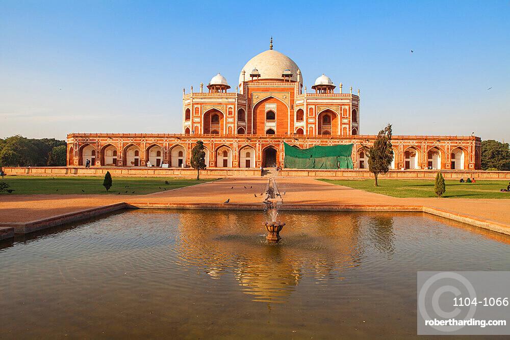 India, Delhi, New Delhi, Humayun's Tomb