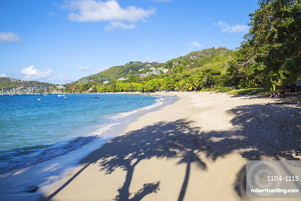 Princess Margaret Beach Bequia The Grenadines St Vincent And