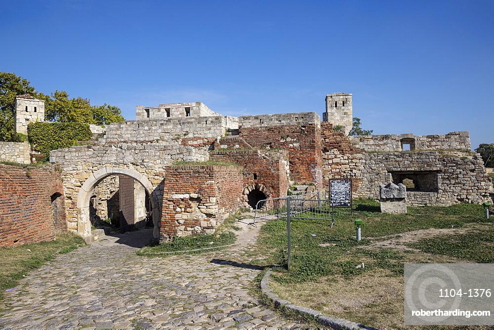 Belgrade Fortress, Kalemegdan Park, Belgrade, Serbia, Europe