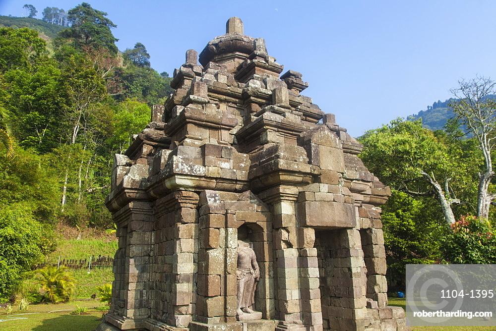 Candi Seloriyo, Borobudur, Magelang, Java, Indonesia, Southeast Asia, Asia