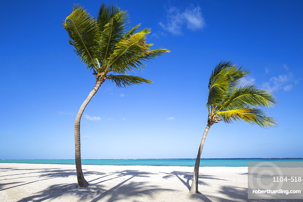 Juanillo Beach Cap Cana Punta Dominican Republic West Ins Caribbean
