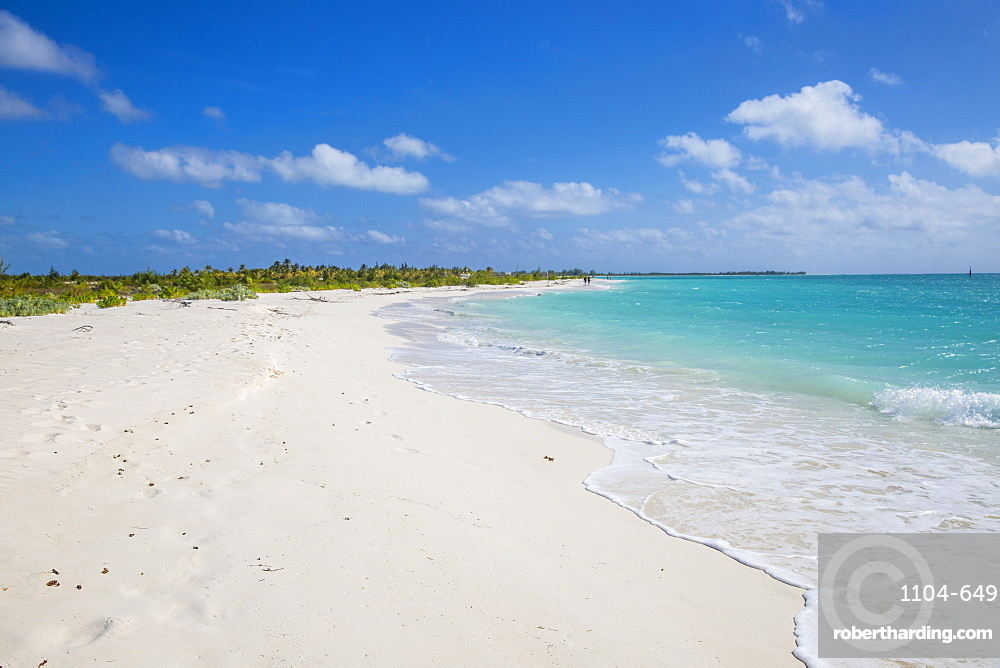 Playa Sirena, Cayo Largo De Sur, Playa Isla de la Juventud, Cuba, West Indies, Caribbean, Central America
